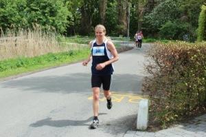 Agnieszka, photo by Rinus Running